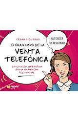 E-book El gran libro de la venta telefonica