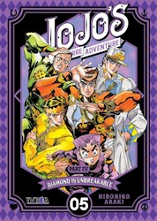 Papel Jojos Bizarre Adventure Parte 4 Diamond Is Unbreakable Vol.5