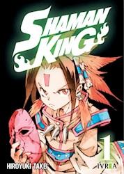 Papel Shaman King  Vol.1 --Edicion Dos En Uno--
