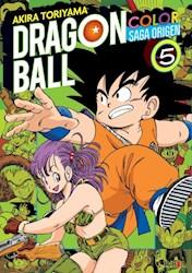Papel Dragon Ball, La Saga Del Origen A Color Vol.5