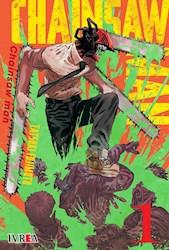Papel Chainsaw Man Vol.1