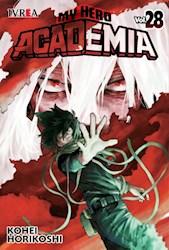 Papel My Hero Academia Vol.28