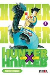 Papel Hunter X Hunter Vol.3