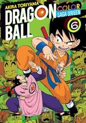 Papel Dragon Ball Saga Del Origen A Color Vol.6