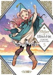 Papel Atelier Of Witch Hat Vol.5