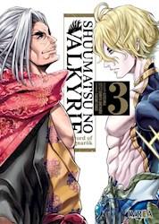 Papel Shuumatsu No Valkyrie Vol.3