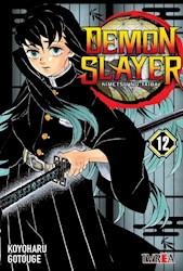 Papel Demon Slayer Vol.12 Kimetsu No Yaiba