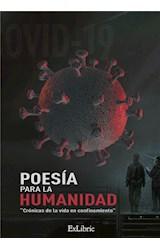 E-book Poesía para la humanidad. Crónicas de la vida en confinamiento