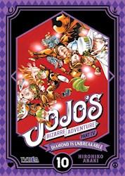 Libro 10. Jojo'S Bizarre Adventure : Diamond Is Unbreakable