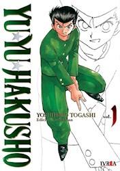 Libro 1. Yu Yu Hakusho ( Edicion Kanzenban )