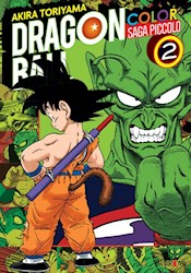 Libro 2. Dragon Ball Color : Saga Piccolo