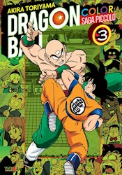 Papel Dragon Ball Color Saga Piccolo Vol.3