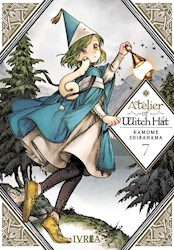 Libro 7. Atelier Of Witch Hat