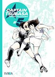 Libro 5. Captain Tsubasa