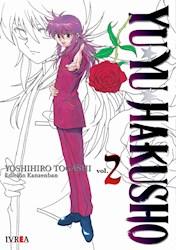 Papel Yu Yu Hakusho Edicion Kanzenban Vol.2