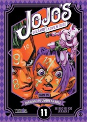 Libro 11. Jojo'S Bizarre Adventure : Diamond Is Unbreakable