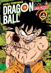 Libro 4. Dragon Ball Color : Saga Piccolo