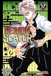Papel Demon Slayer Vol.17