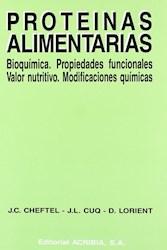 Papel Proteinas Alimentarias