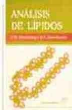 Libro Analisis De Lipidos