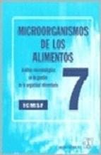 Libro Microorganismos De Los Alimentos ( Volumen 7 )