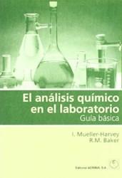 Libro El Analisis Quimico En El Laboratorio