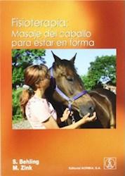 Libro Fisioterapia : Masaje Del Caballo Para Estar En Forma
