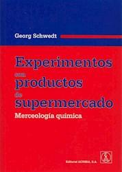 Libro Experimentos Con Productos De Supermercado