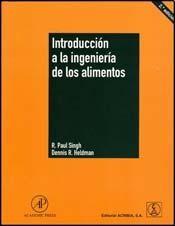 Libro Introduccion A La Ingenieria De Los Alimentos