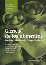Libro Ciencia De Los Alimentos ( Volumen 1 )