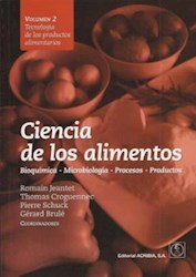 Libro Ciencia De Los Alimentos (Volumen 2 )