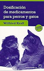 Libro Dosificacion De Medicamentos Para Perros Y Gatos