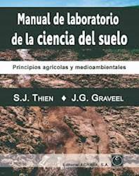 Libro Manual De Laboratorio De La Ciencia Del Suelo
