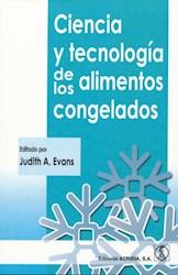 Libro Ciencia Y Tecnologia De Los Alimentos Congelados