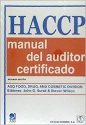 Libro Haccp : Manual Del Auditor Certificado