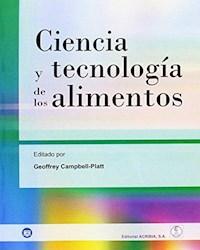 Libro Ciencia Y Tecnologia De Los Alimentos