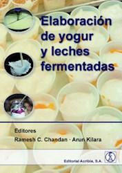Libro Elaboracion De Yogur Y Leches Fermentadas