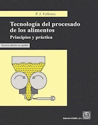 Libro Tecnologia Del Procesado De Los Alimentos