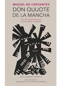 Papel Don Quijote De La Mancha (Edicion Conmemorativa)