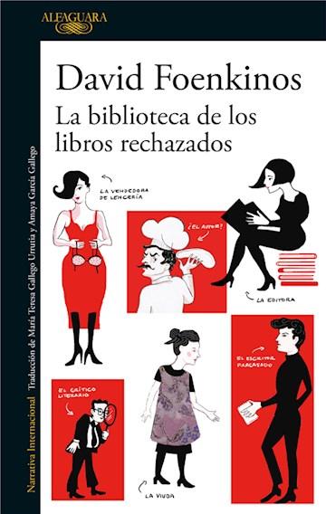 E-book La Biblioteca De Los Libros Rechazados
