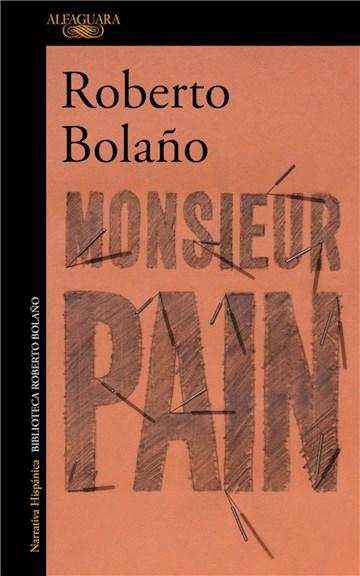 E-book Monsieur Pain