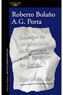 Papel CONSEJOS DE UN DISCÍPULO DE MORRISON A UN FANÁTICO DE JOYCE / DIARIO DE BAR