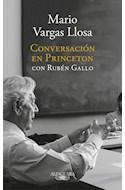 Papel CONVERSACION EN PRINCETON CON RUBEN GALLO (RUSTICA)