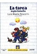 Papel TAREA SEGUN NATACHA [DERECHO A LA EDUCACION Y AL JUEGO]