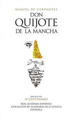 Papel Don Quijote De La Mancha Real Academia Esp.