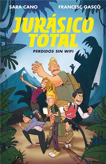 E-book Perdidos Sin Wifi (Serie Jurásico Total 1)