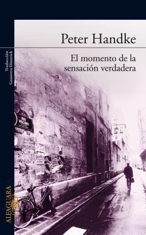 E-book El Momento De La Sensación Verdadera