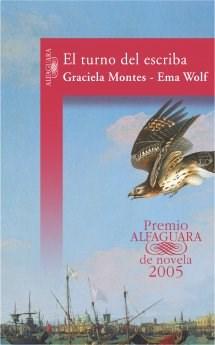 E-book El Turno Del Escriba (Premio Alfaguara De Novela 2005)