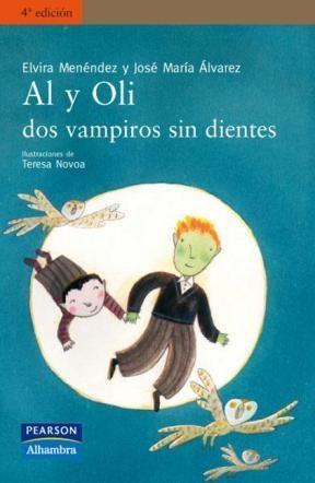 E-book Al Y Oli, Dos Vampiros Despistados