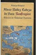 Papel NAUFRAGIOS [NUÑEZ CABEZA DE VACA] (LIBRO BOLSILLO LB1143)